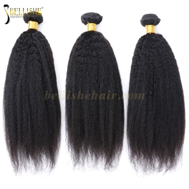 Top Quality Wholesale Price Indian Hair Yaki Hair Extension