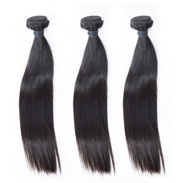 100 Remy Human Indian Virgin Human Hair Human Hair Extension